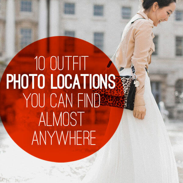 10 outfit photo locations