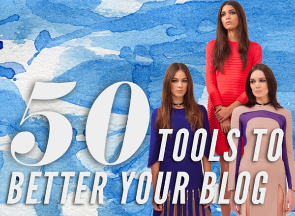 50 tools to blog