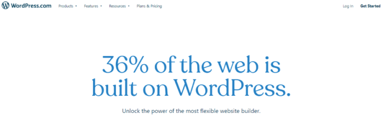 Best Free Blog Sites WordPress.com