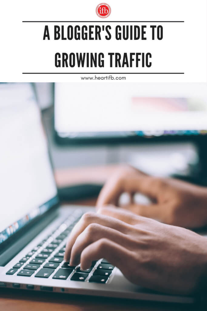 Blogger Guide Growing Traffic