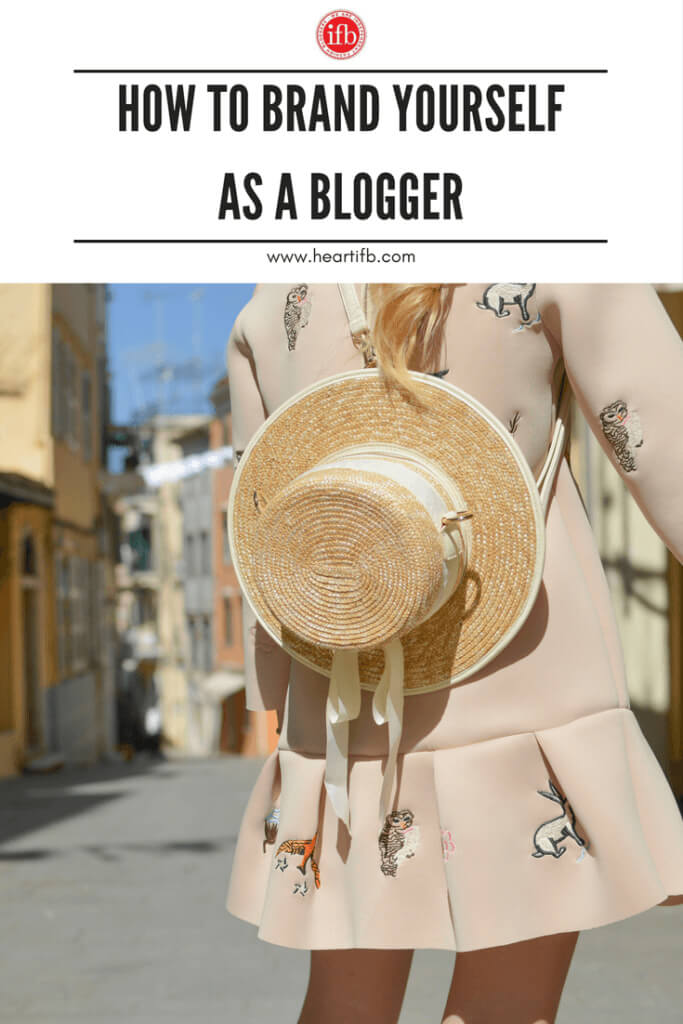 Brand Yourself Blogger