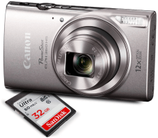 Canon PowerShot ELPH 360