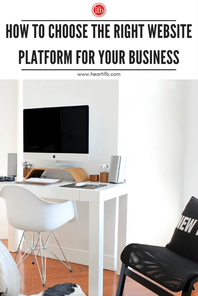 Choose Website Platform Blog