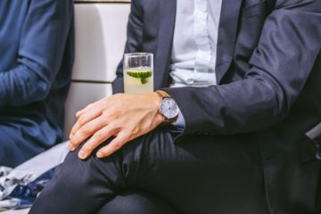 Cocktail Attire for Men