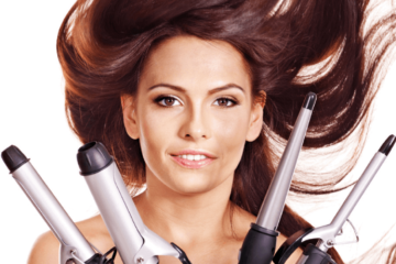 Curling Iron Sizes featured image