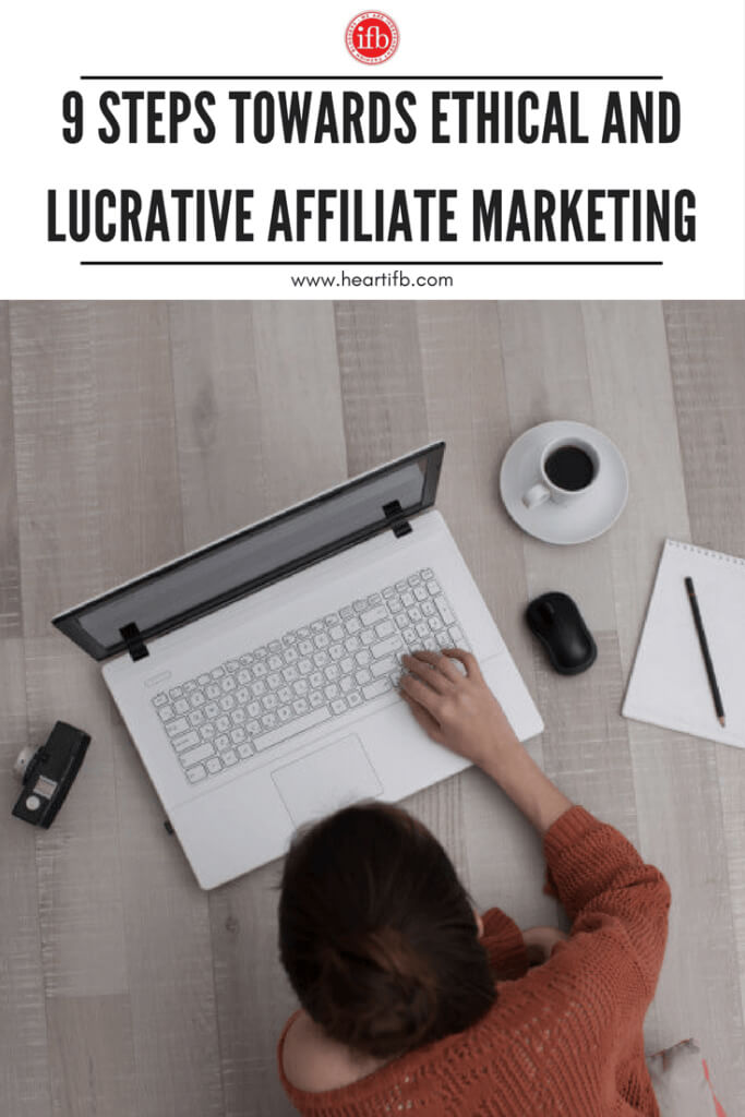 Ethical Lucrative Affiliate Marketing