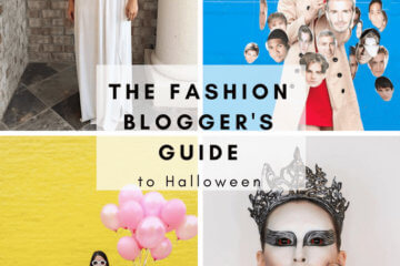 Fashion Blogger Guide Halloween
