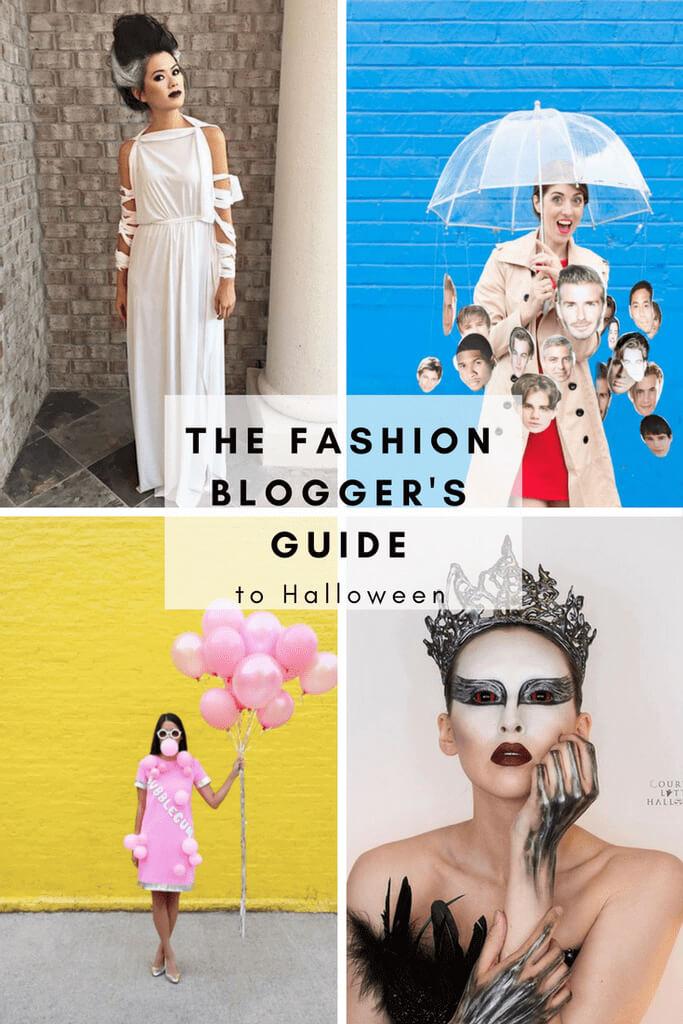 Fashion Blogger Guide Halloween
