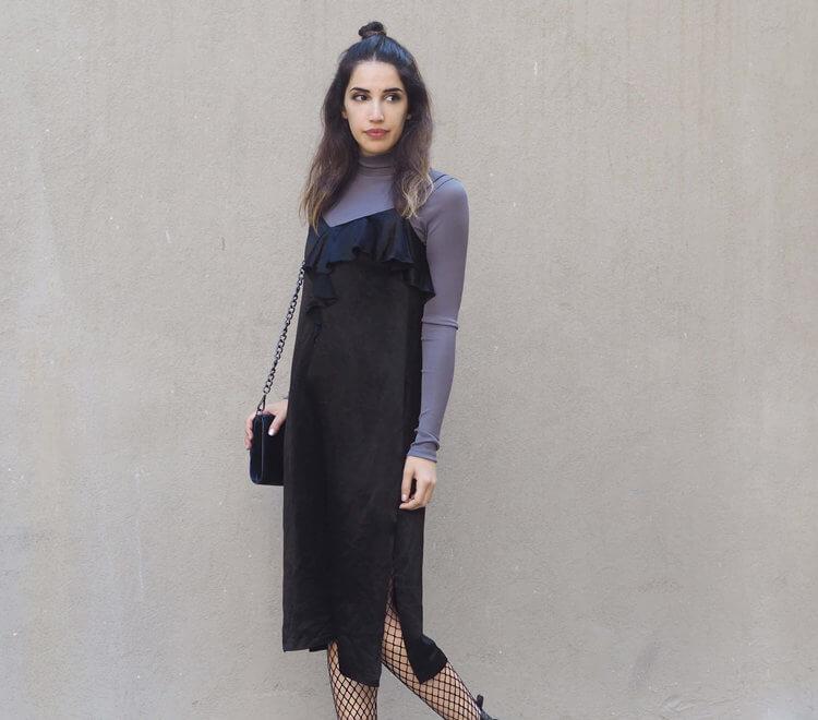 Fashion Blogger Street Chic Tel Aviv