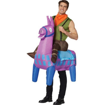 Fortnite Giddy Up Costume