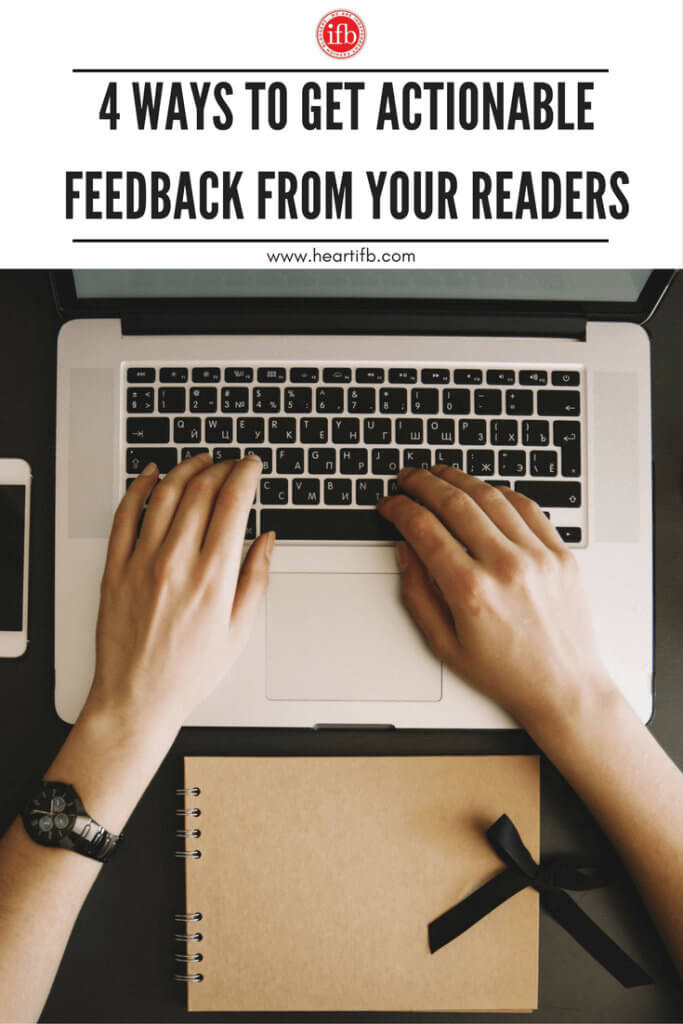 Get Feedback Blog Readers