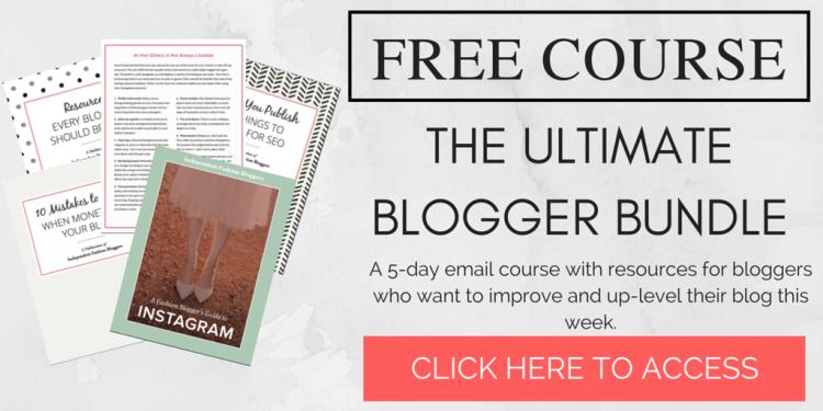 ultimate blogger bundle free course