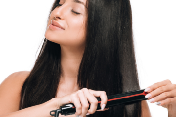 HSI professional flat iron featured image