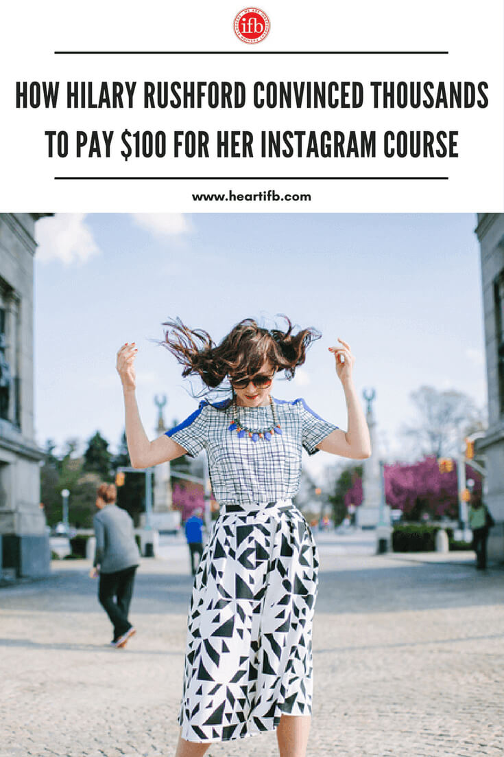 Hilary Rushford Instagram Course