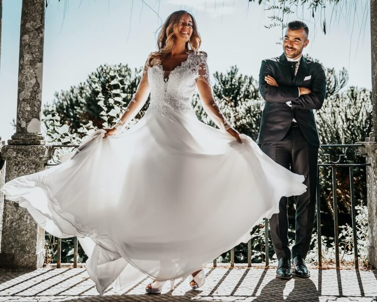 How To Photograph Fashion At Wedding Dance Bride