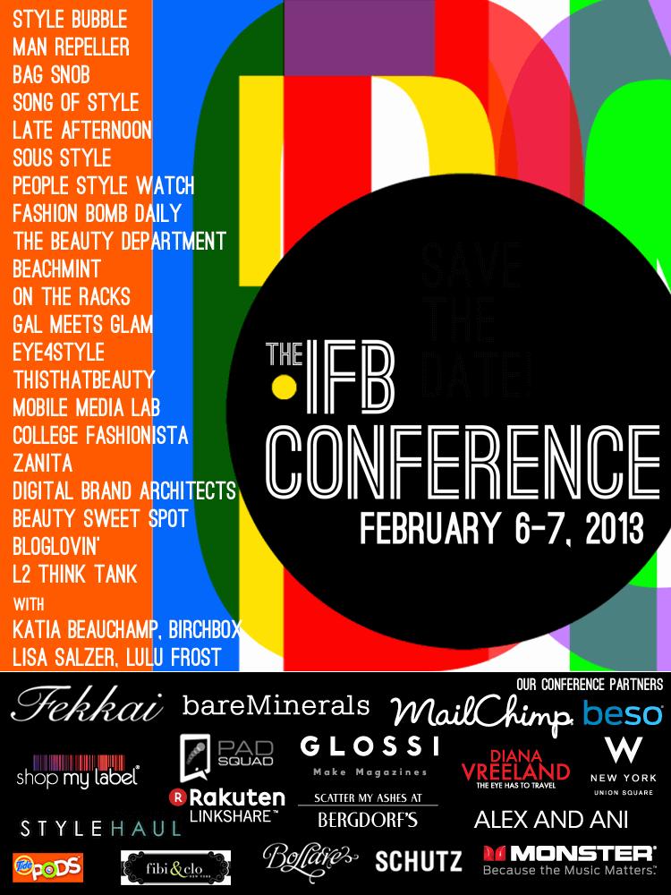 IFB conference invite
