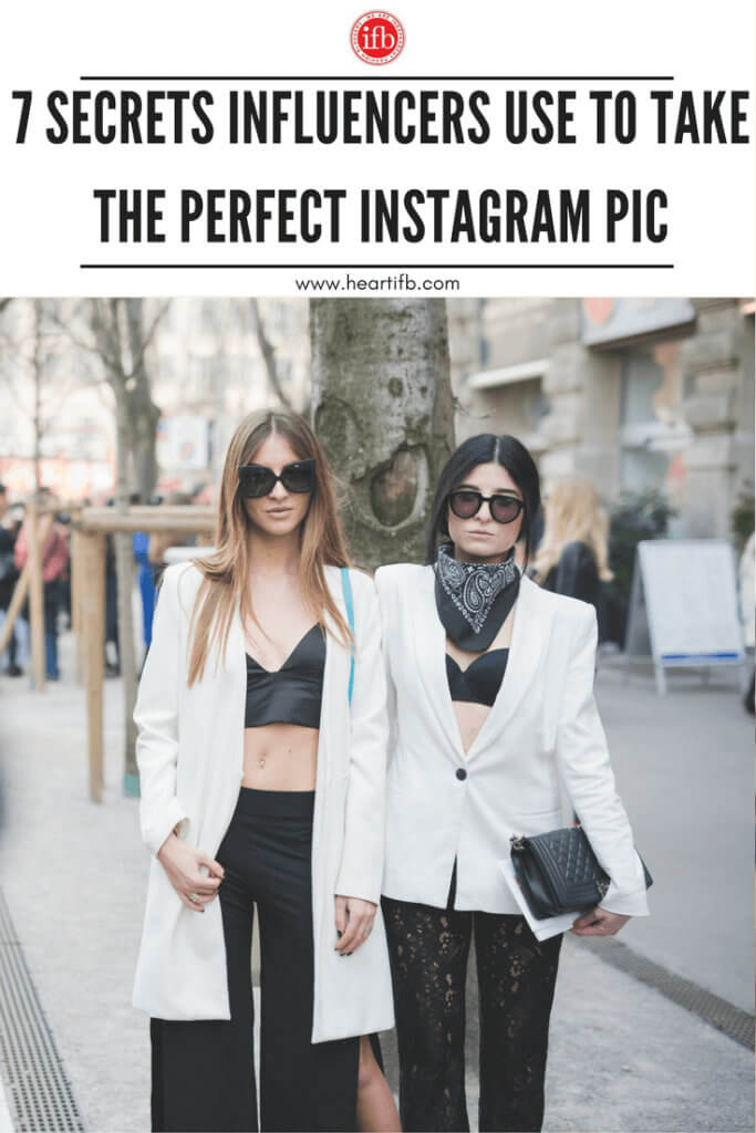 Influencers Secrets Take Perfect Instagram Pic