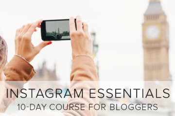 Instagram Essentials BannerInstagram Essentials Banner