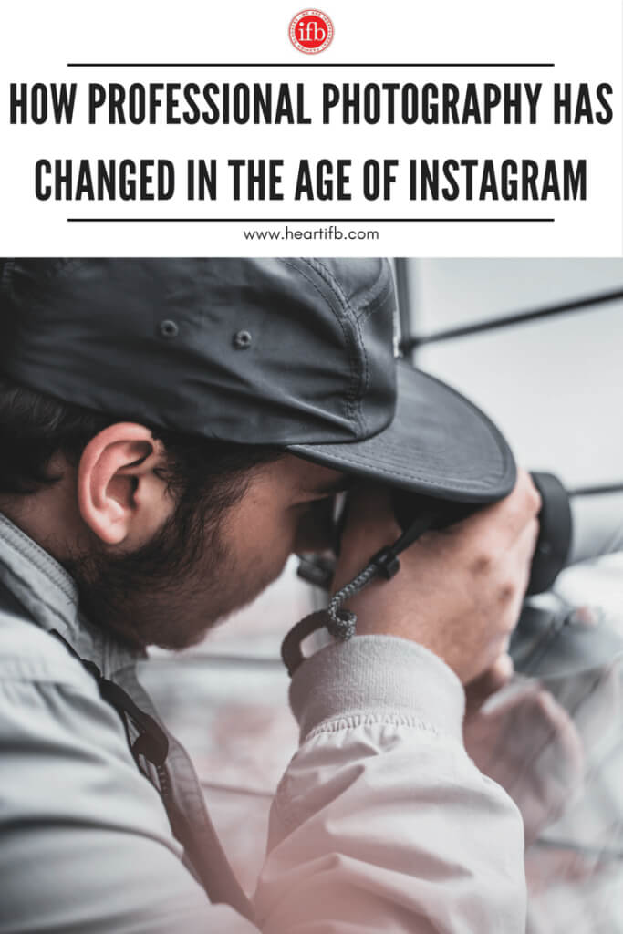 Instagram Changes Professional Photography