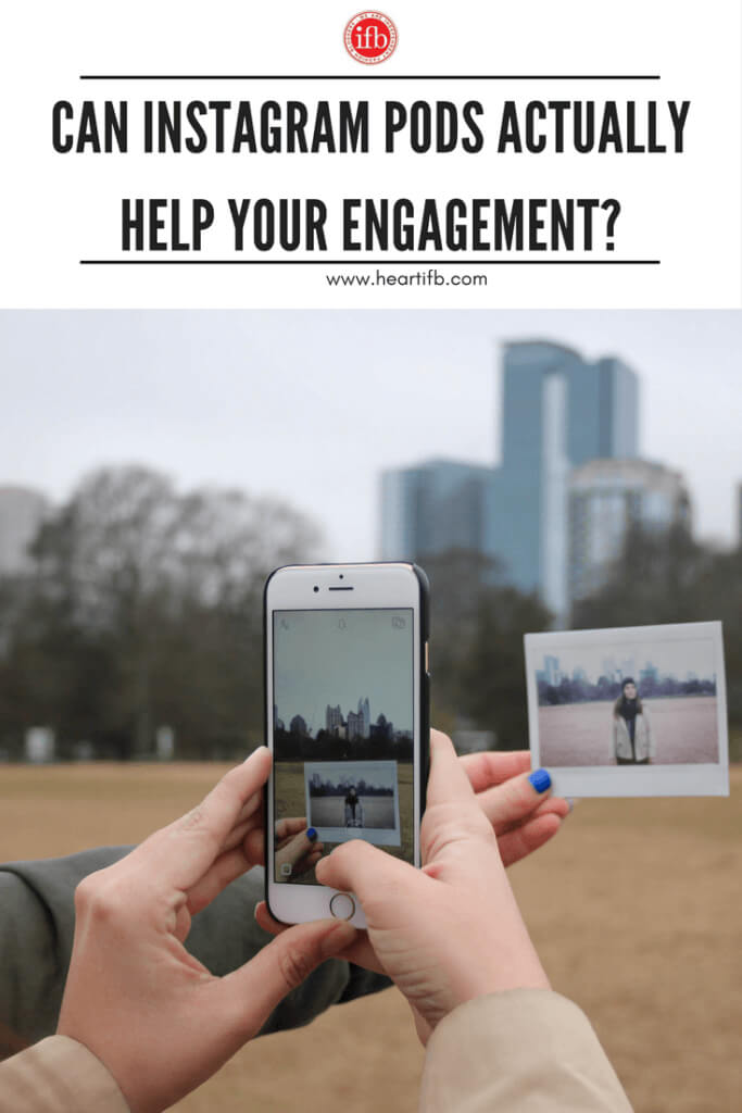 Instagram Pods Help Engagement