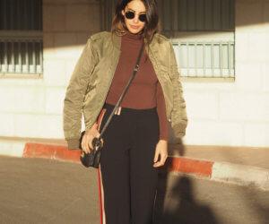 Karen Or fashion blogger