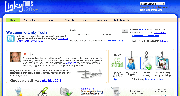 LinkyTools screenshot