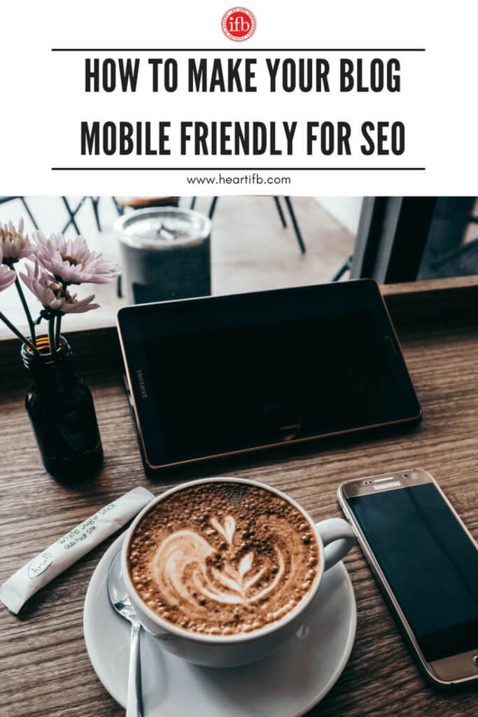 Make Blog Mobile Friendly SEO