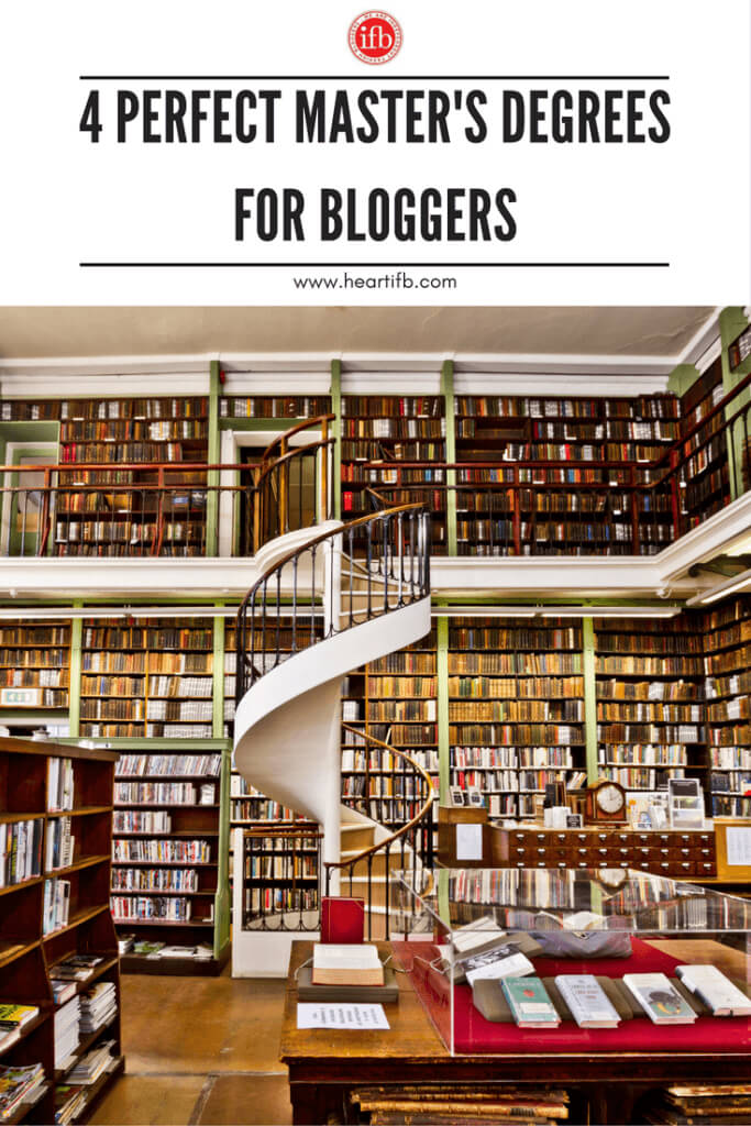 Master Degrees for Bloggers