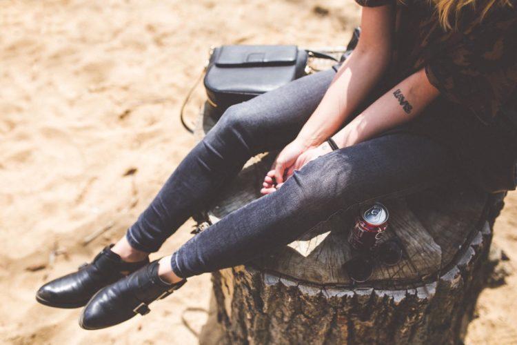 More Authentic Fashion Blogging Girl Tree