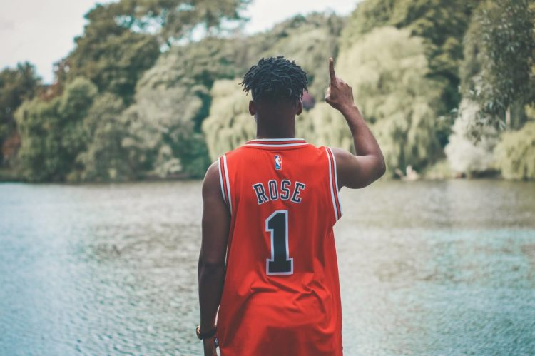 More Authentic in Your Fashion Blogging Bulls Jersey
