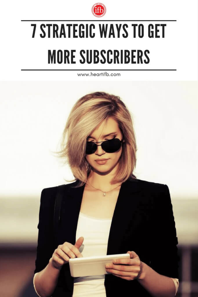 More Email Subscribers Tips