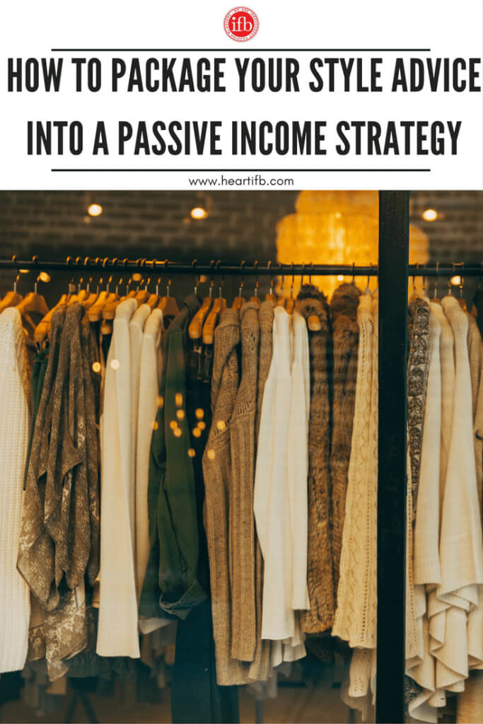 Package Style Advice Passive Income Strategy