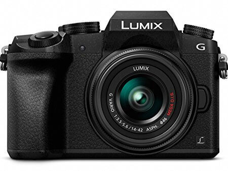 Panasonic Lumix DMC-G5