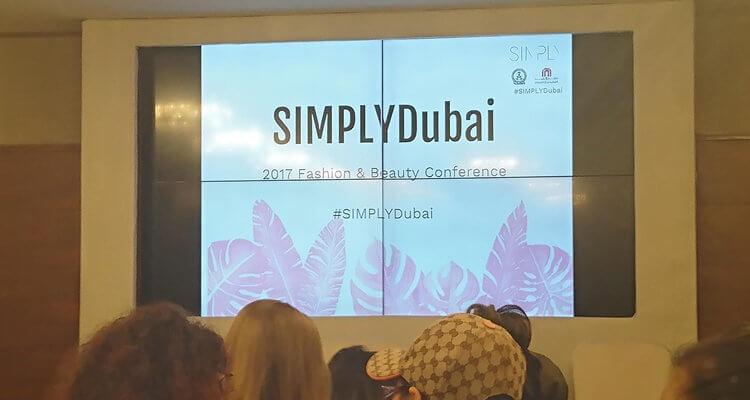 SIMPLY Dubai Stage