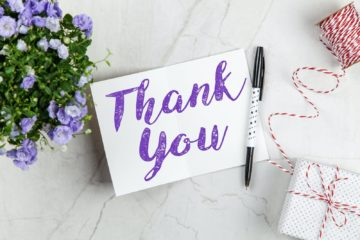 "3 Ways To Say ""Thank You!"" To Your Readers"