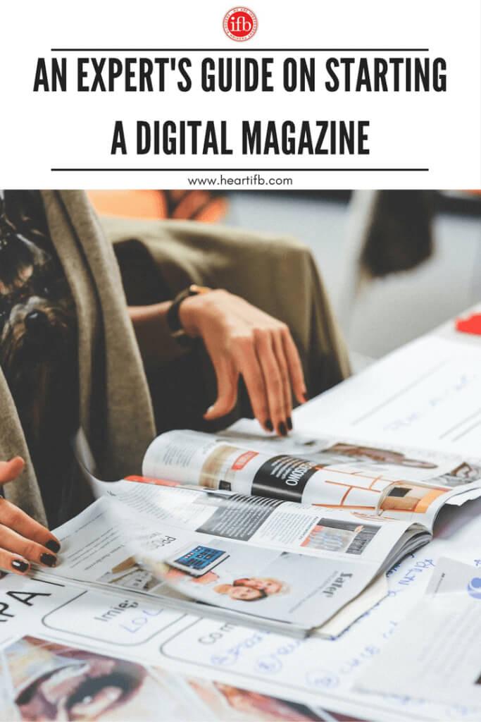 Starting Digital Magazine Guide