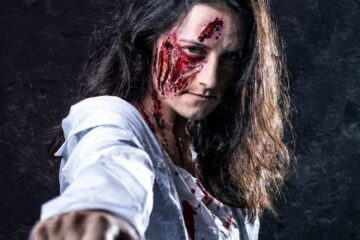 The Most Terrifying Zombie Makeup For Halloween 2021 featured image