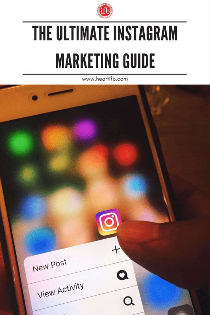 Ultimate Instagram Marketing Guide