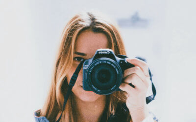 Vlogging Cameras Flip Screens
