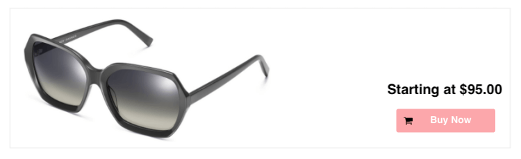 Warby Parker Iona Sunglasses