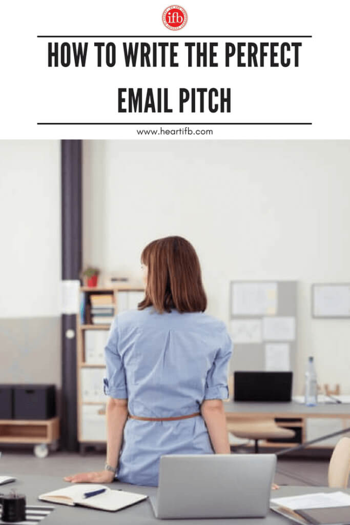 Write Email Pitch