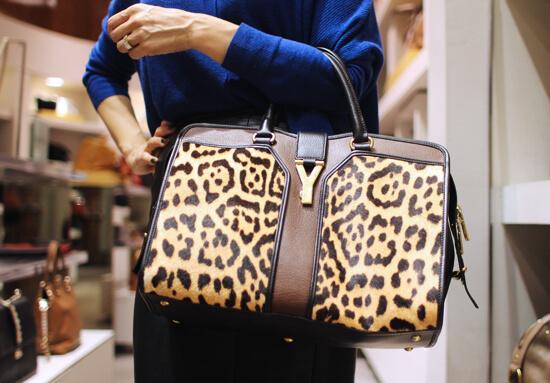 YSL Cabas Chic Medium Bag