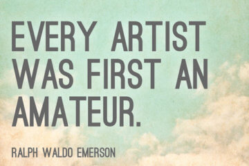 artist first amateur