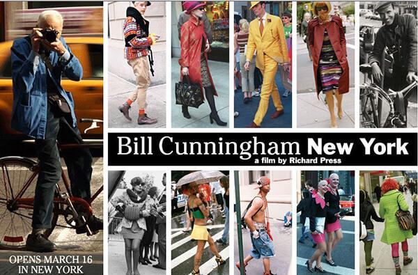 bill cunningham new york vogue