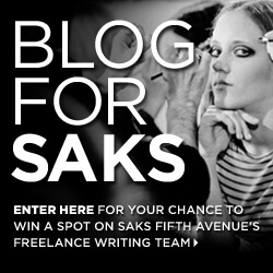 blog for saks