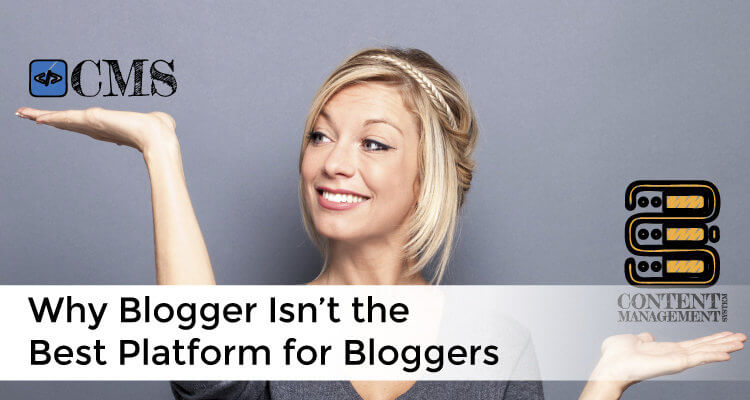 blogger not best for bloggers