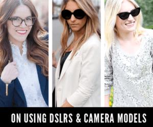camera blogging