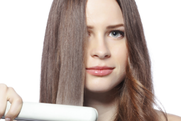 cordless hair straightener featured image