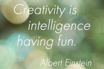 creativity intelligence fun