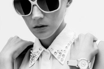 electro house fashion blogger